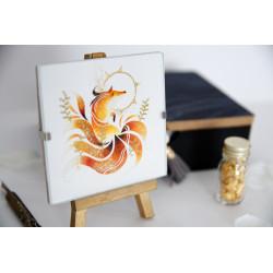 "Original Art ""Solar Fox"""