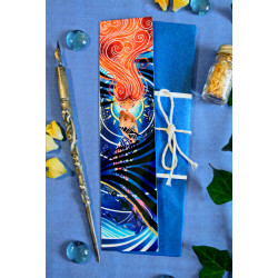 """Mermaid"" Bookmark"