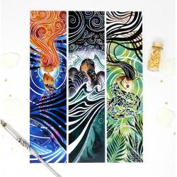 """A4 Print """"Triptych"""""""